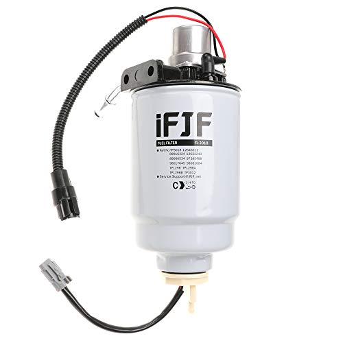 iFJF 12642623 Fuel Filter Assembly Replacement for Duramax 6.6L V8...