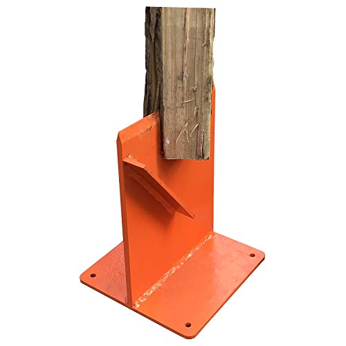 Hi-Flame Firewood Kindling Splitter for Wood Stove Fireplace and Fire...