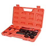 IWISS PEX Crimping Tool Kit for F1807 3/8-inch, 1/2-inch, 3/4-inch,...