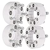ECCPP 4PCS 2' 5 Lug 5x114.3mm Wheel Spacers 5x4.5 to 5x4.5 fits for...