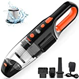 ZesGood Handheld Vacuum Cordless, 7000PA Powerful Suction with...