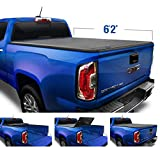 Tyger Auto T3 Soft Tri-Fold Truck Bed Tonneau Cover for 2015-2021...