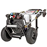 Simpson Cleaning MSH3125 MegaShot Gas Pressure Washer Powered by Honda...