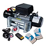 Yescom 12000lbs 12V 6.6HP Electric Recovery Winch Wireless Remote...
