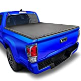 Tyger Auto T3 Soft Tri-Fold Truck Bed Tonneau Cover for 2016-2018...