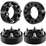 Goplus 4PC 2' 6x5.5 Wheel Spacer Adapters for 2003-2012 Cadillac...