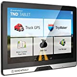 Rand McNally Android Tablet 80 with Built-in Dash Cam, Lifetime Maps,...