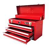 Goplus 6-Drawer Rolling Tool Chest Cabinet