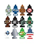 Little Trees Car Air Freshener Masculine Super Variety Pack 12 Count