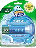 Scrubbing Bubbles Fresh Gel Toilet Bowl Cleaning Stamps, Gel Cleaner,...