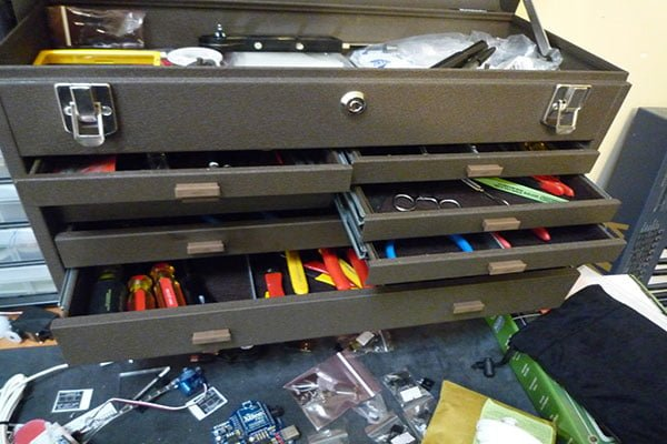 Build Tool Chest