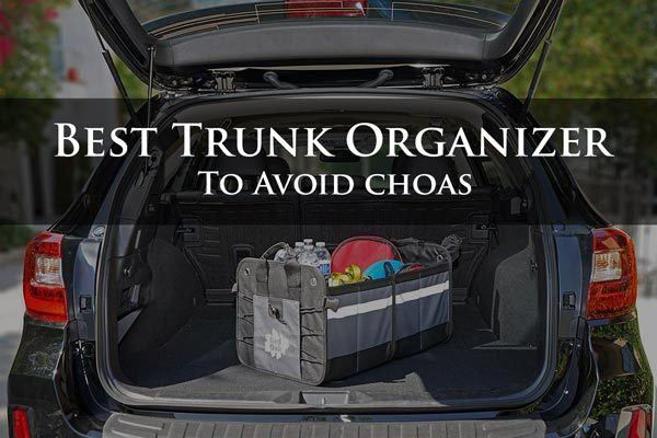 Best Trunk Organizer for the money