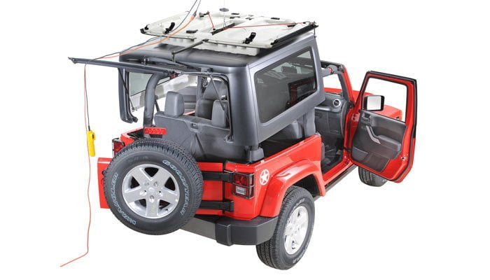 Best Jeep Hardtop Hoist Review