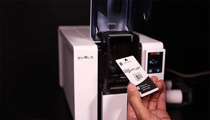How to Clean an ID Card Printer